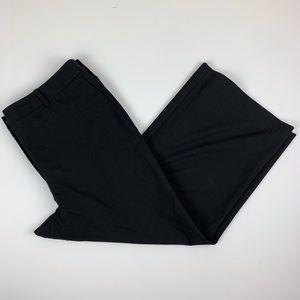 Ann Taylor Factory Women's Black Pants Size 14